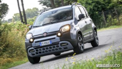 Photo of Fiat Panda City Cross, prova 1.3 Multijet 95 cv