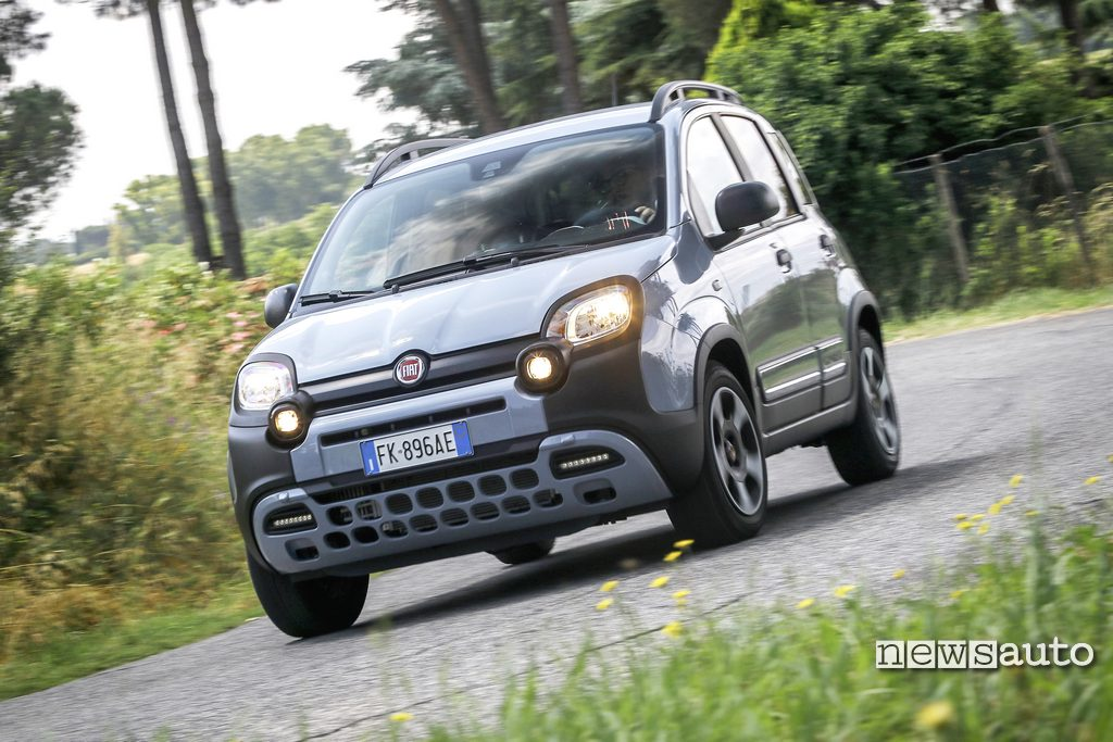 Fiat Panda City Cross come va