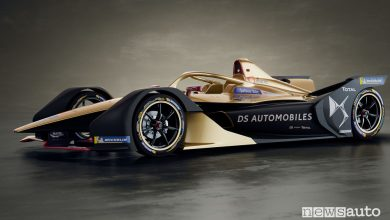 DS E-Tense FE 19 Formula E 2019