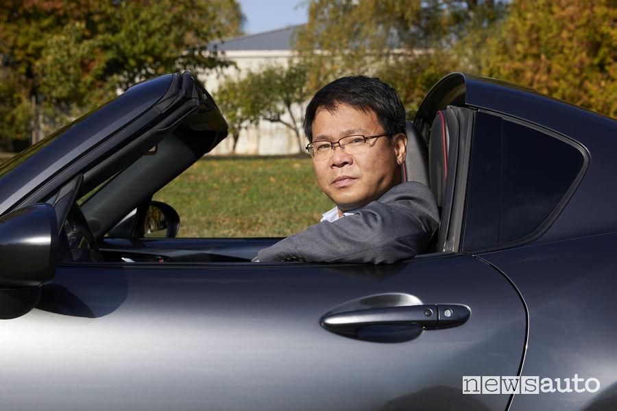 Hajime Seikaku, Vice Presidente Mazda Europa Centro Ricerca e Sviluppo