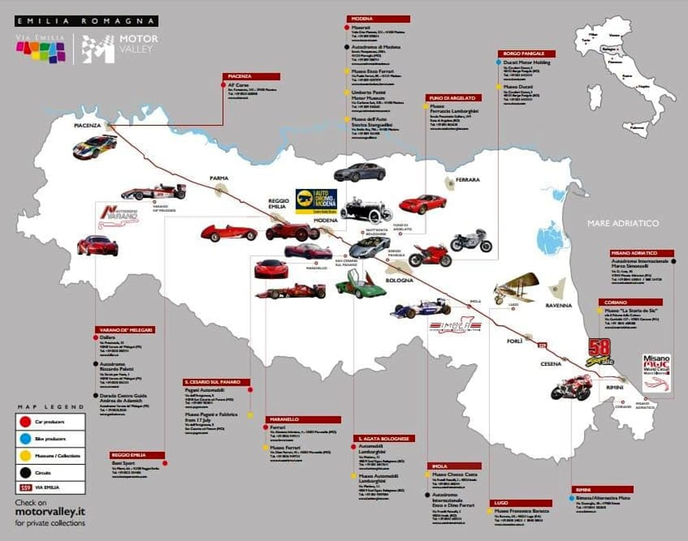 Università dei Motori Auto Muner Laurea Magistrale