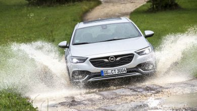 Photo of Opel Insignia Country Tourer La prova della wagon per l'offroad