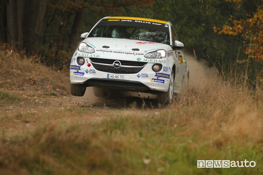 Opel_Rally_2018 Karl Martin Volver