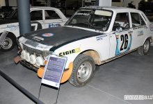 Peugeot 504 Safari Rally 1975