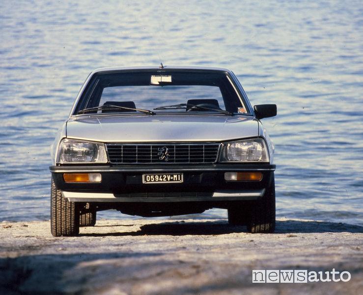 Peugeot_505 diesel turbo 1979
