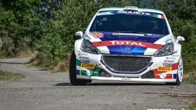 Andreucci e Peugeot al Rally Due Valli 2018