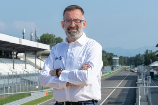 Pietro Benvenuti Autodromo di Monza