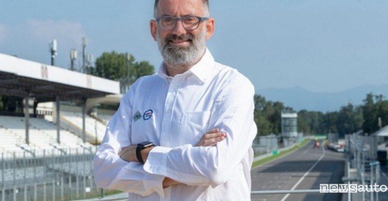 Pietro Benvenuti Direttore Generale Autodromo di Monza