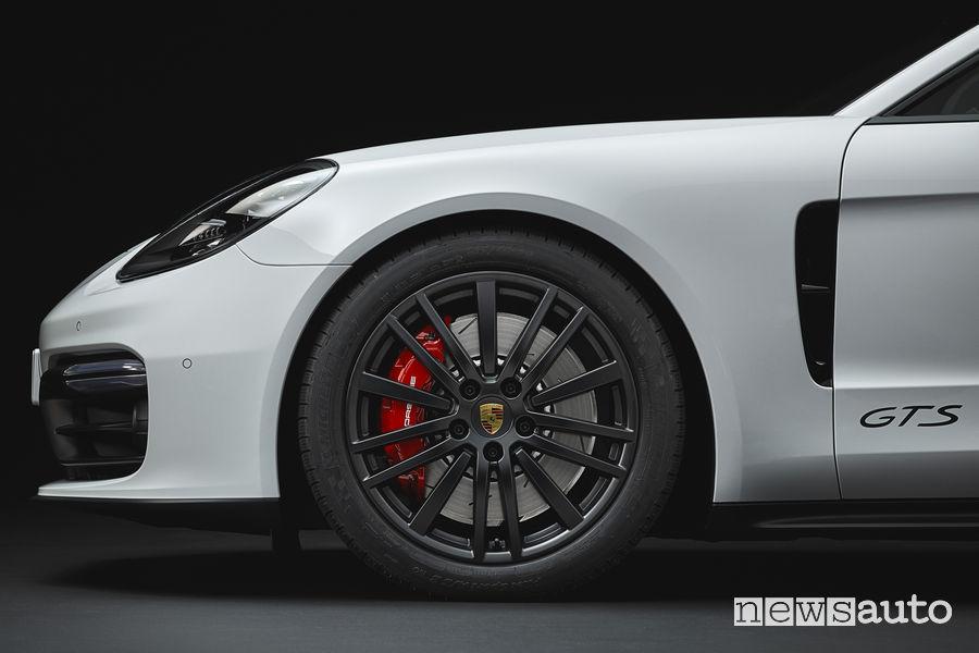 Porsche_Panamera GTS Sport Turismo, cerchi in lega