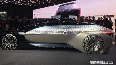 Novità Renault concept EZ-ULTIMO