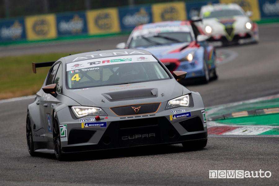 TCR Italy Monza 2018, Cupra Campione Italiano