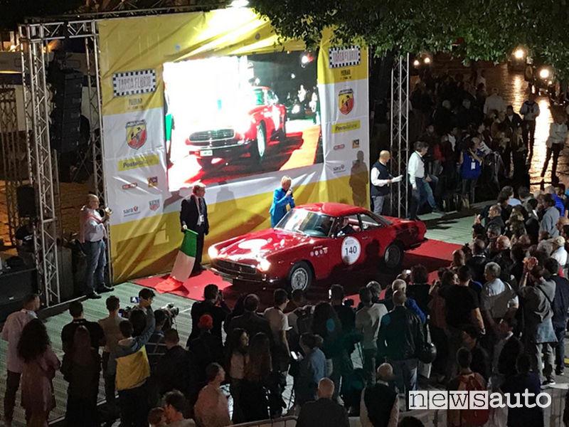 Inaugurazione Targa_Florio Classica 2018