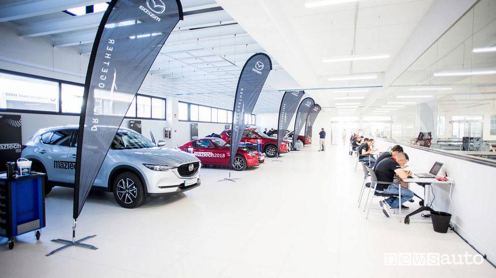 Concorso Mazda MazTech 2018