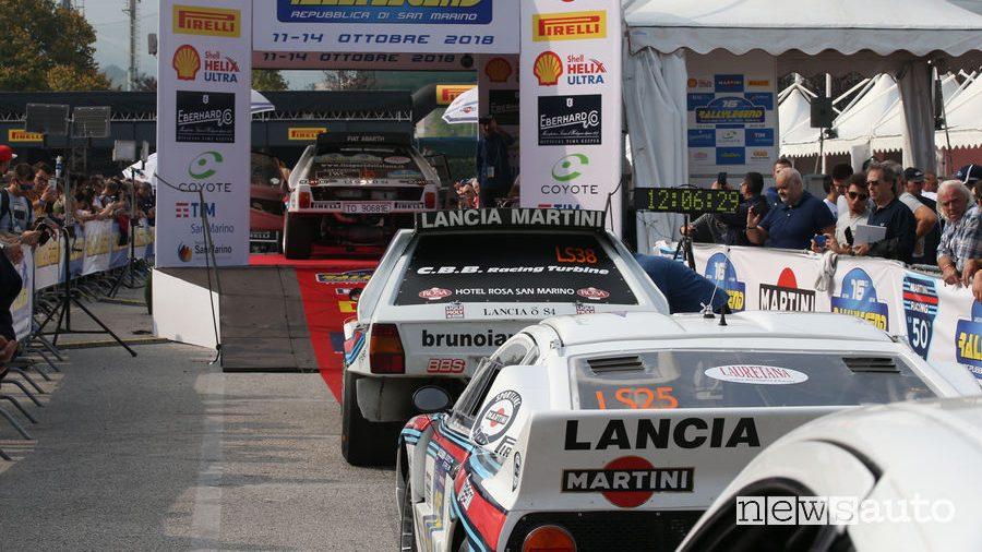 Lancia Delta Martini Rallylegend Heritage