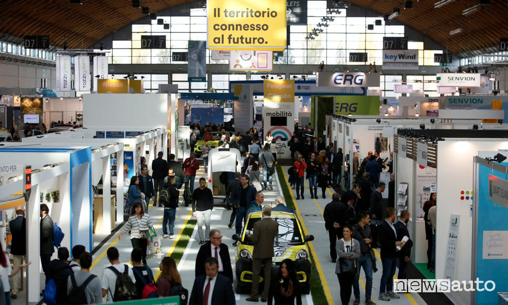 Key Energy 2018 Ecomondo Rimini