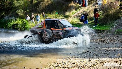Mondiale Cross Country Rally 2018