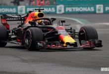 F1 2018 Gp Messico Red Bull Daniel Ricciardo