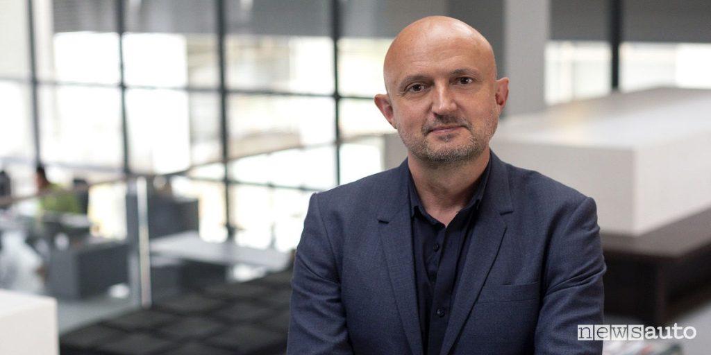 Design Mazda, Jo Stenuit direttore europeo