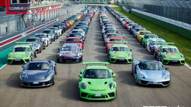 Raduno Porsche Festival 2018 Imola 2018
