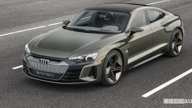 Photo of Auto sportiva elettrica, Audi e-tron GT concept da 590 CV