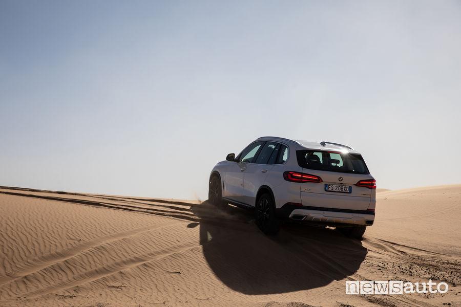 BMW_X5 nel Sahara