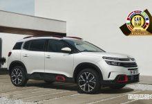 Citroën C5 Aircross finalista premio Auto dell'Anno 2019