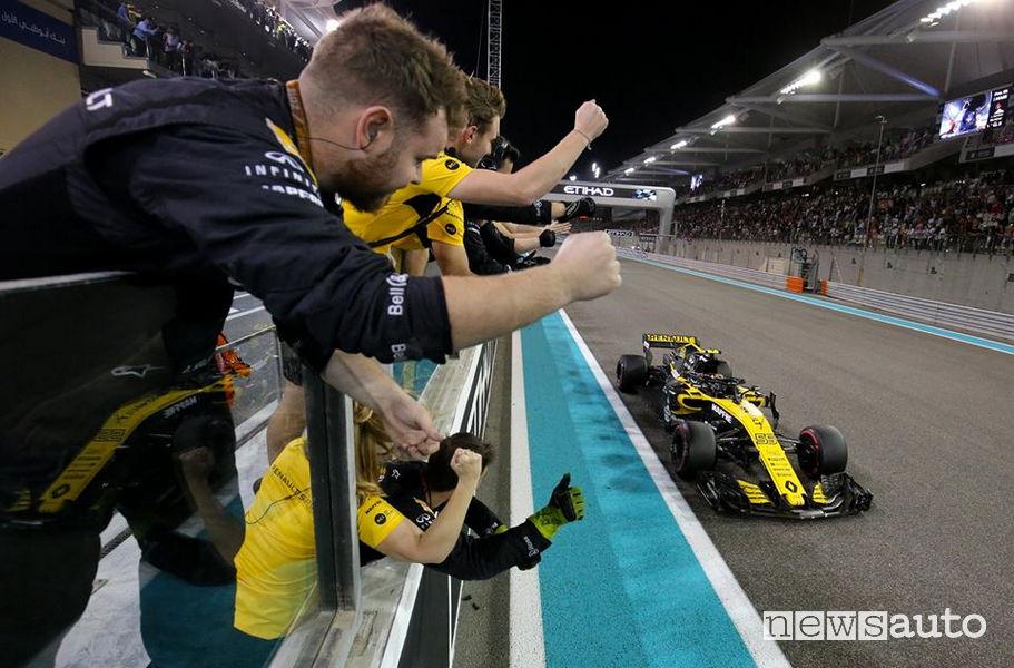 F1 2018 Renault Gp Abu Dhabi (Carlos Sainz)