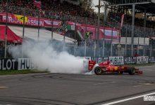 Finali Ferrari a Monza