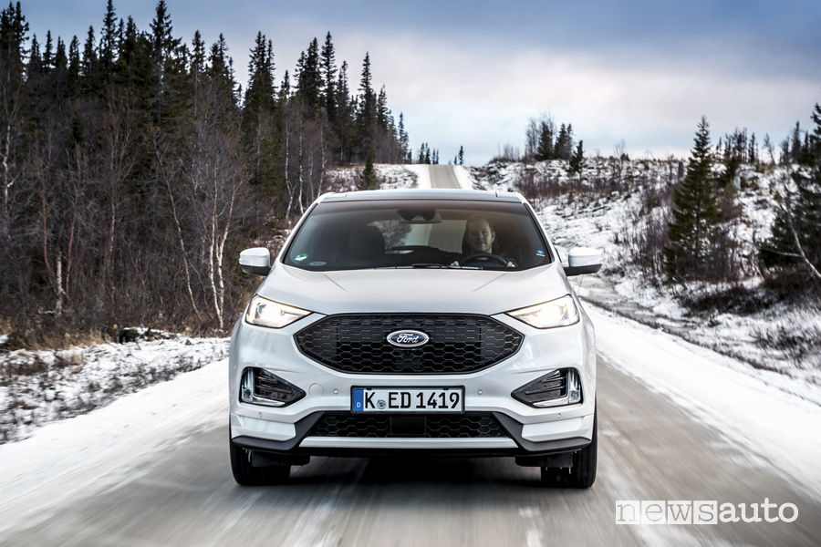 Nuovo Ford_Edge 2019 ST Line, frontale