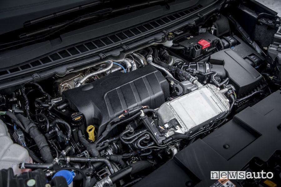 Nuovo Ford_Edge 2019 Vignale, vano motore