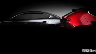 Nuova Mazda3 2019
