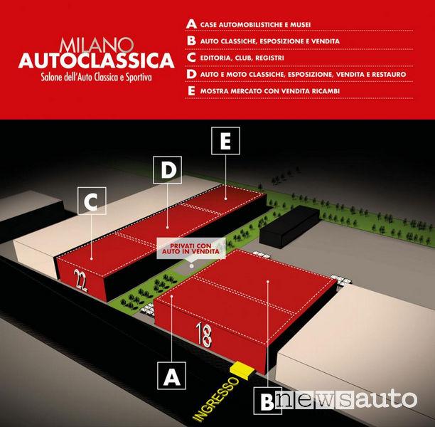 Mappa Milano_AutoClassica 2018