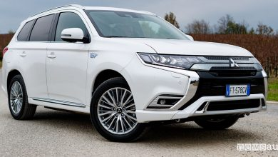 Photo of Mitsubishi Outlander PHEV 2019, SUV ibrido plug-in