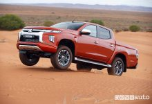 Mitsubishi pick-up nuovo Triton/L200