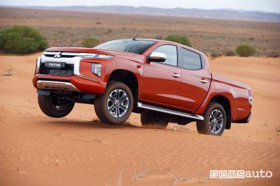 Mitsubishi pick-up nuovo Triton/L200