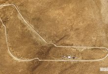 Autodromo di Monza nel deserto del Sahara