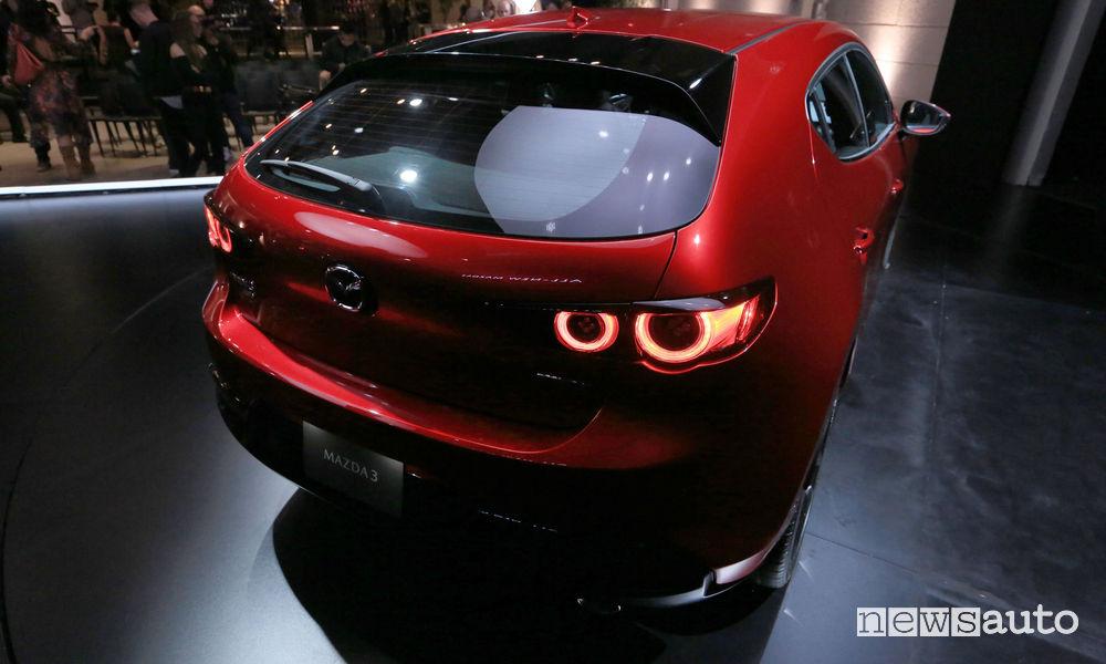 Nuova Mazda3 Anteprima Al Salone Di Los Angeles 2018 Newsauto It