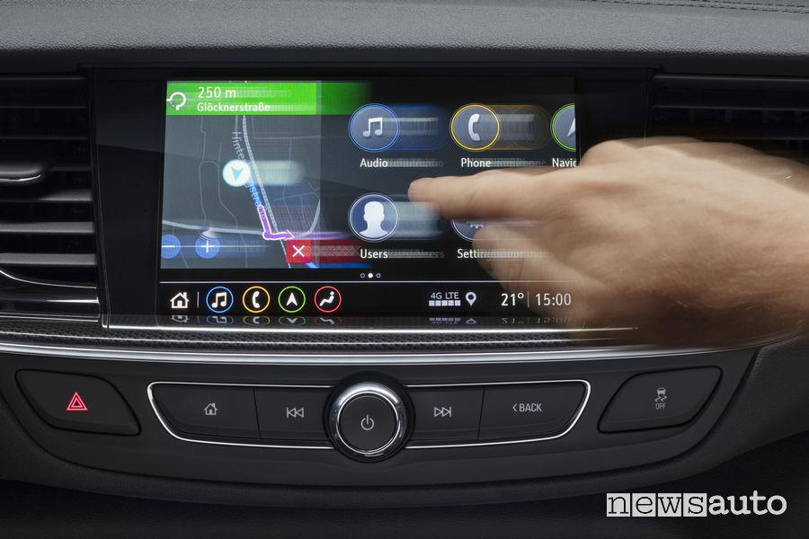 Opel Insignia Multimedia Navi Pro