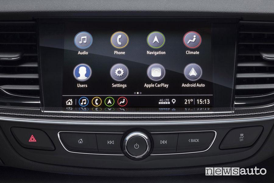 Opel Insignia navigatore Multimedia Navi Pro