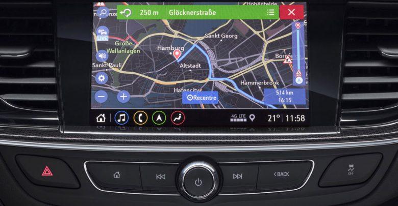 Opel Insignia Multimedia Navi Pro navigatore