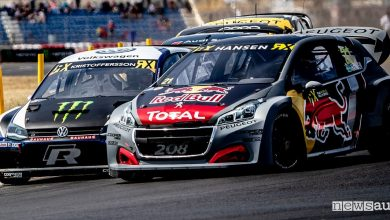 Photo of WRX 2018 classifica Rallycross Sudafrica, foto e video