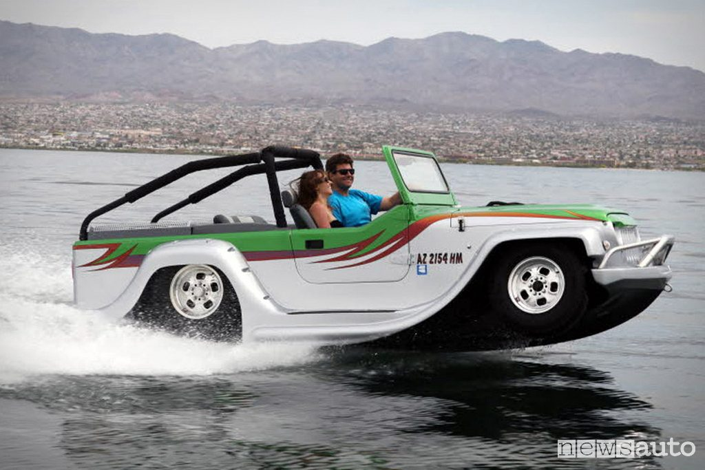 Auto Anfibia Panther Water Suv