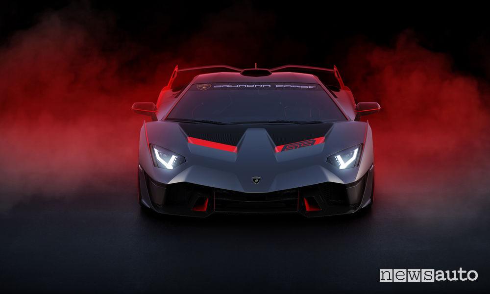 Lamborghini_SC18 Alston, frontale
