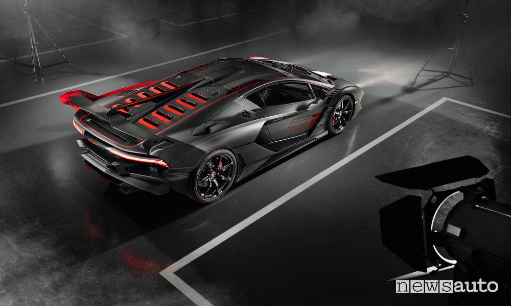 Lamborghini_SC18 Alston, vista laterale