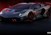 Auto da corsa stradale Lamborghini SC18 Alston