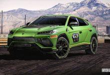SUV da corsa Lamborghini Urus ST X Concept