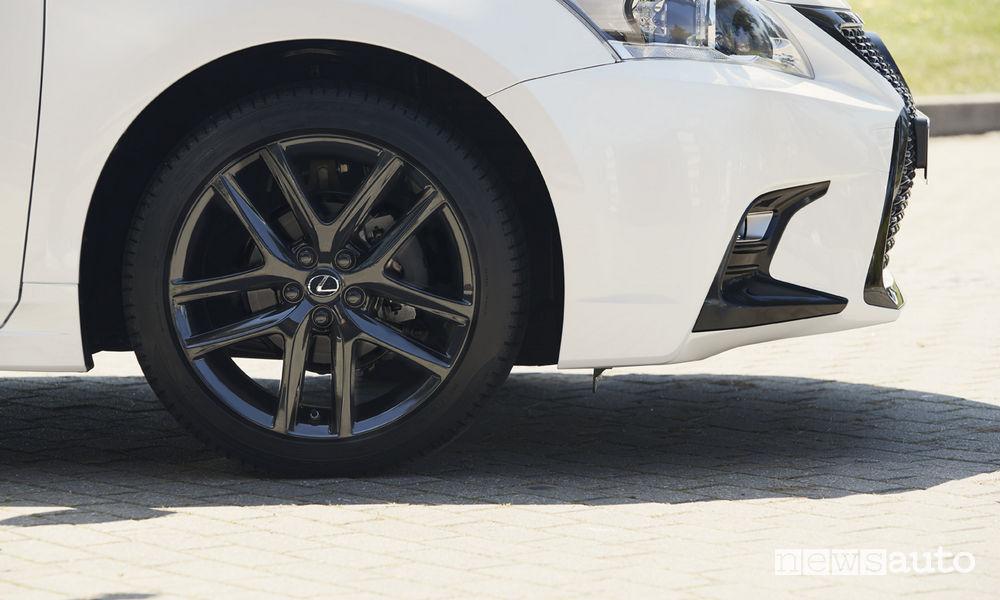 Lexus_CT 200h Special Edition Sport, cerchi in lega