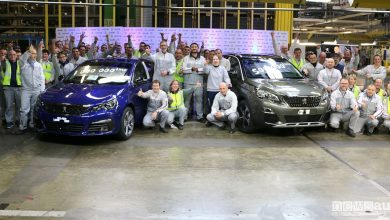 Photo of Peugeot Sochaux, doppia festa per la 3008 e la 308