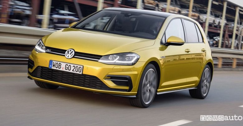 Vendite auto giugno 2019 Volkswagen Golf