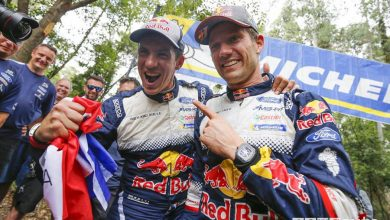 WRC Rally d'Australia 2018, Ford M-Sport Ogier Campione del Mondo